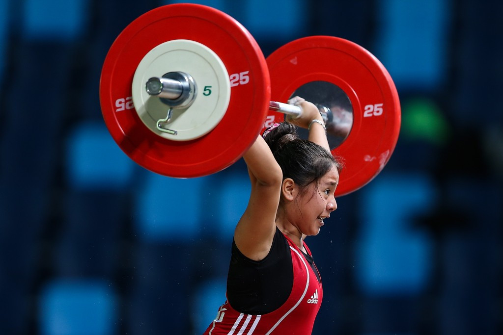 The International Weightlifting Federation has agreed in principle to introduce an additional bodyweight category for women, equalling the eight already existing for men ©IWF