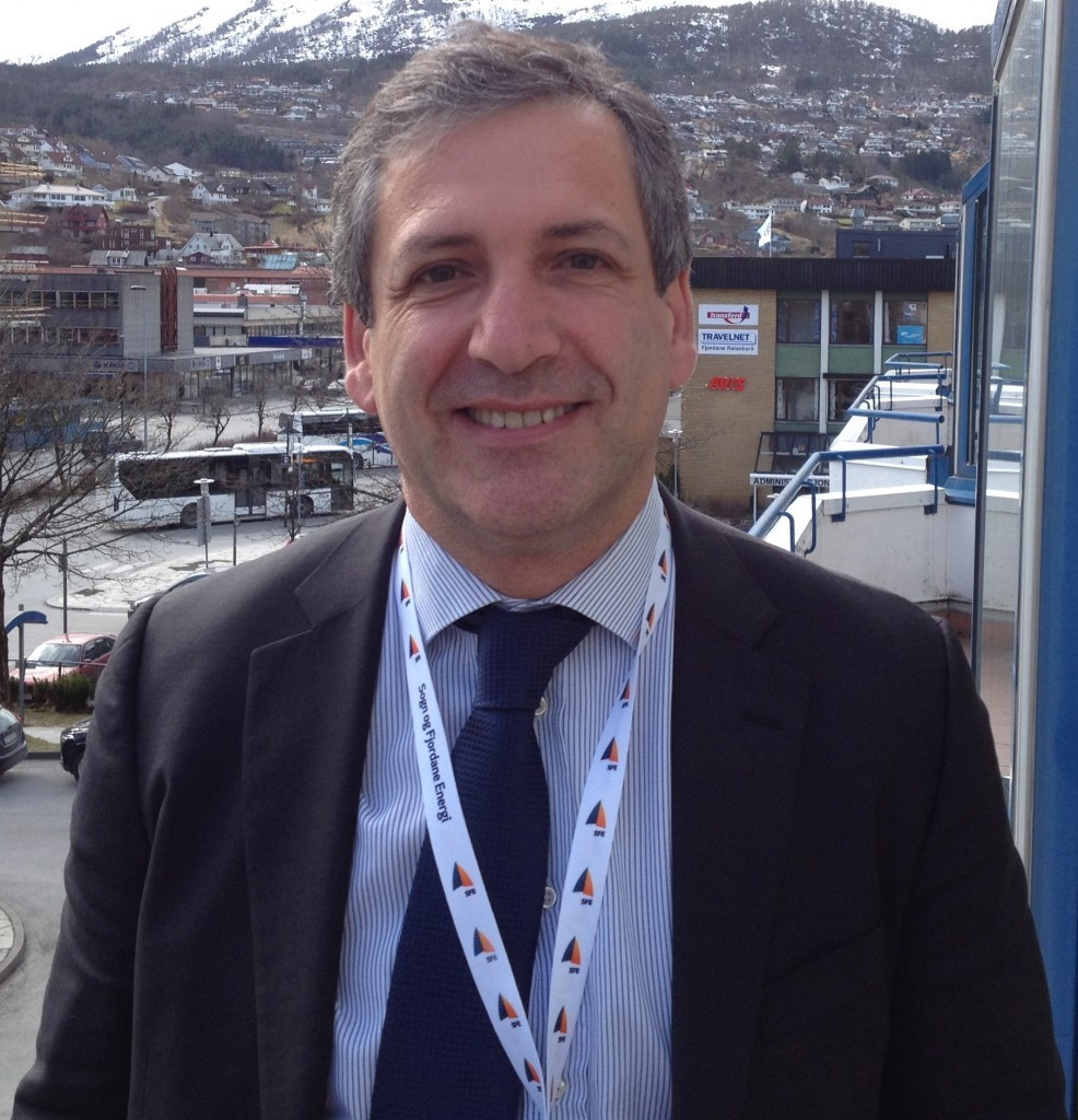 Antonio Urso, outgoing EWF President, has been made an Honorary President of the organisation ©EWF