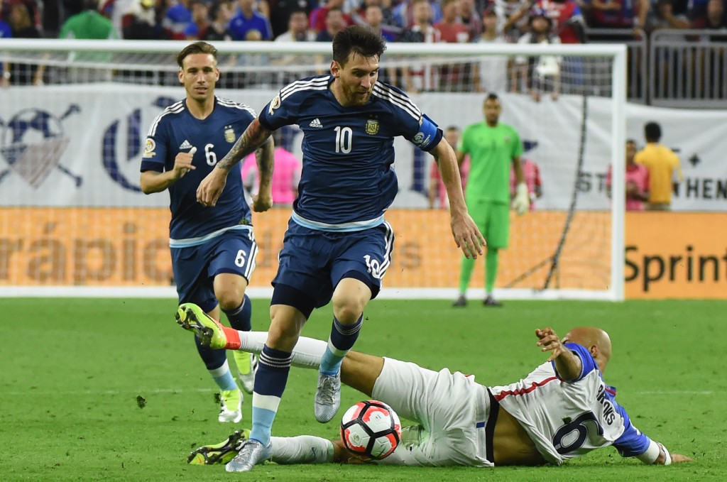 Argentina star Lionel Messi has branded the AFA as a disaster