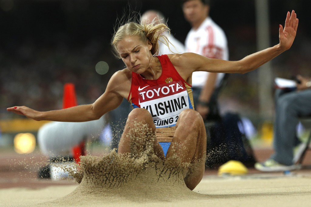 Long jumper Darya Klishina is among the Russians believed to have filed an application with the IAAF to compete as a neutral athlete ©Getty Images
