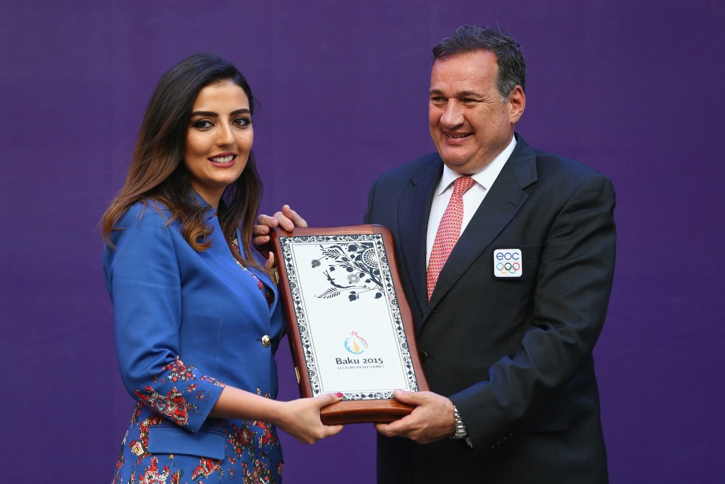 Azerbaijan: We've strived to stage the European Games on the same level of the Olympics