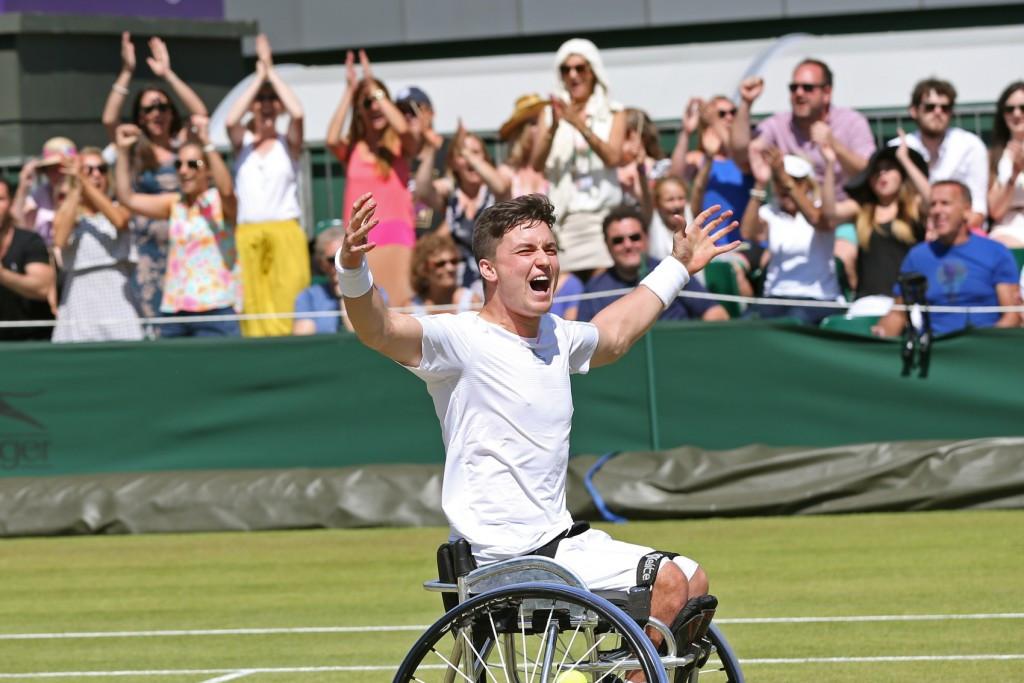 LTA announces young squad for wheelchair tennis development programme