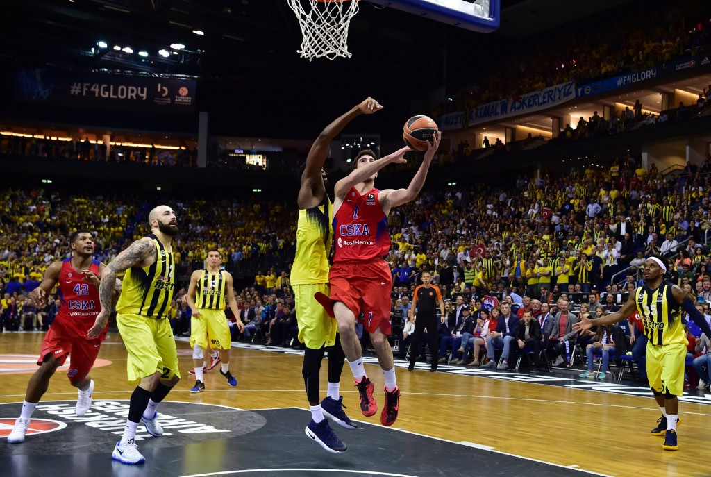EuroLeague Commercial Assets remains locked in a row with FIBA Europe ©Getty Images