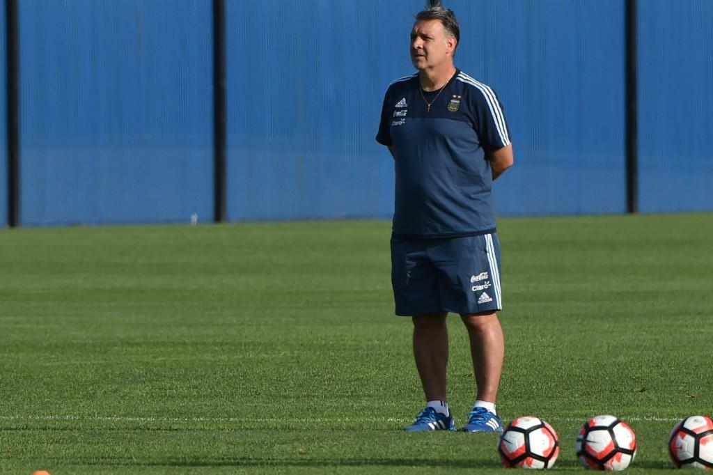 Gerardo Martino resigned as head coach of the Argentina national team ©Getty Images