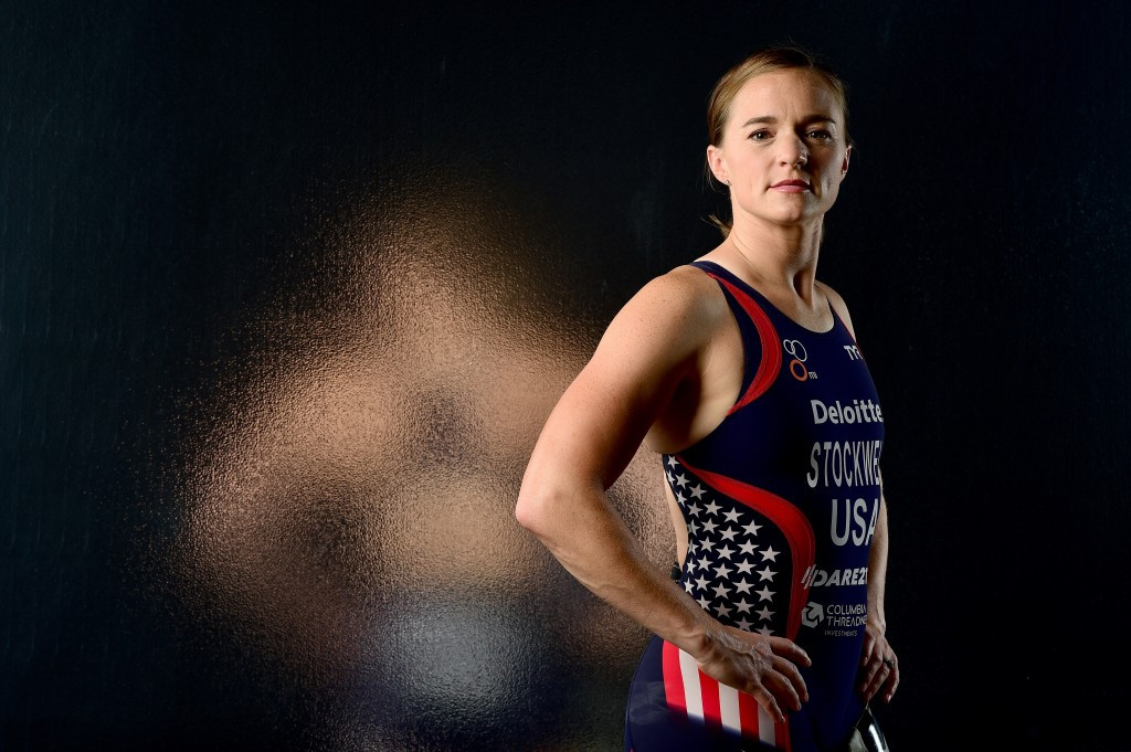Para-triathlete Melissa Stockwell has released her debut autobiography ©Team USA