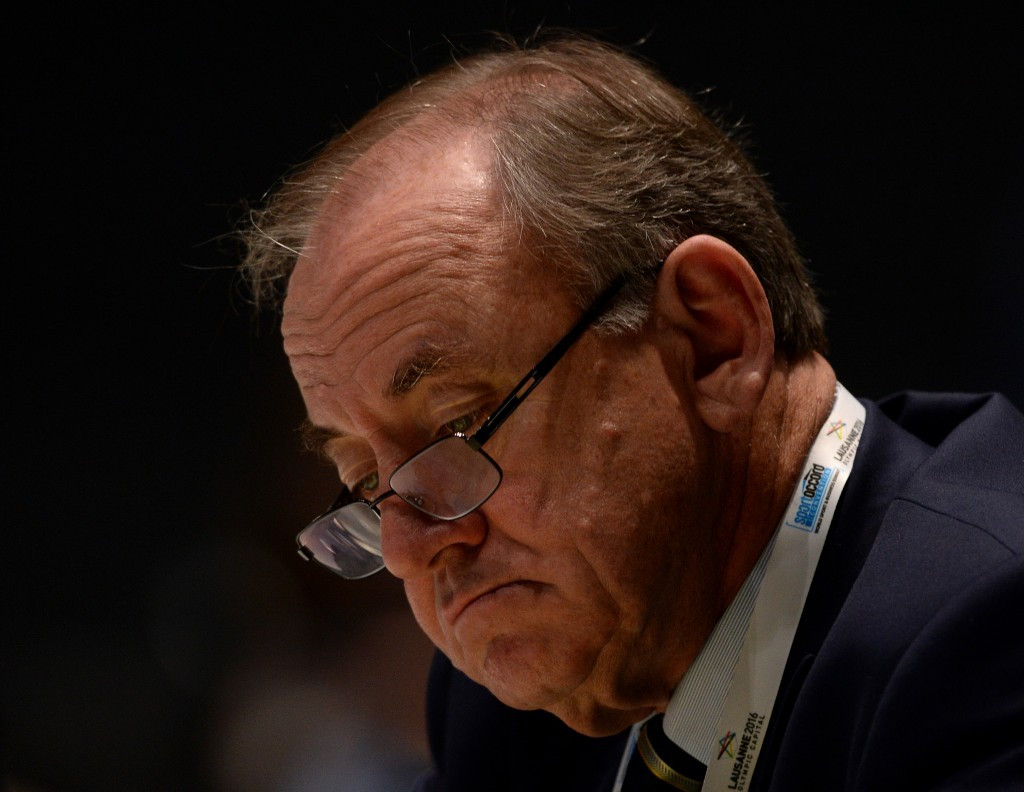 IGF President Peter Dawson has admitted to being disappointed by the number of withdrawals ©Getty Images