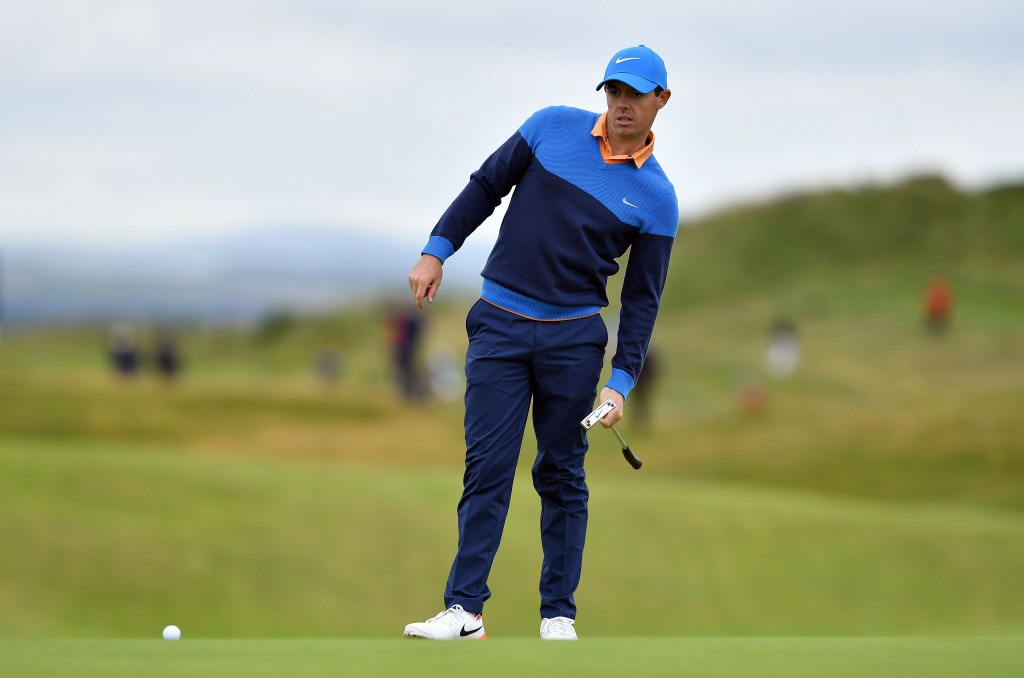Rory McIlroy believes he has not let golf down by opting out of competing at Rio 2016 ©Getty Images