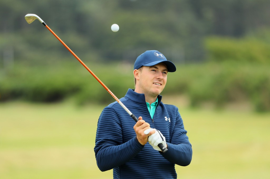 Jordan Spieth stated his decision to pull out had been the