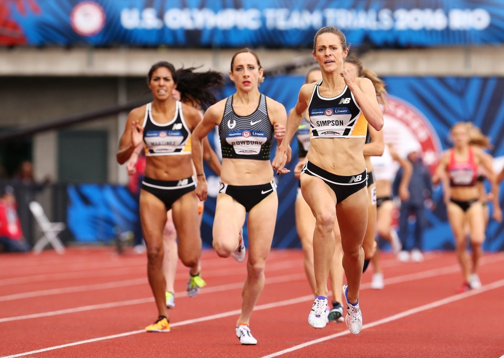 USOC athletes are among those set to take part in the study ©Getty Images