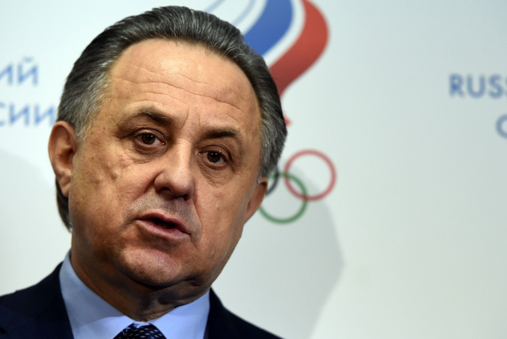 Russian Sports Minister Vitaly Mutko had previously stated that the ban from the Paralympic Games was