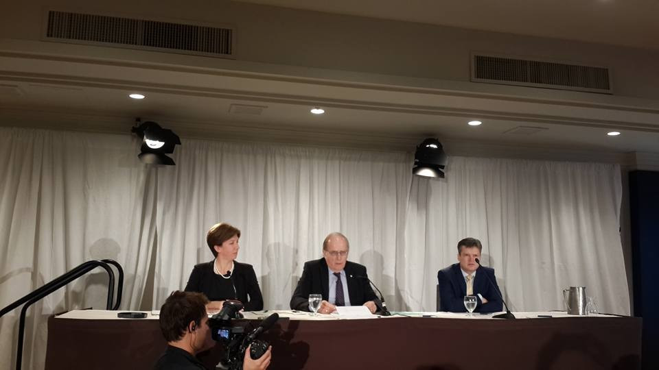 Release of McLaren Report into Sochi 2014 doping allegations