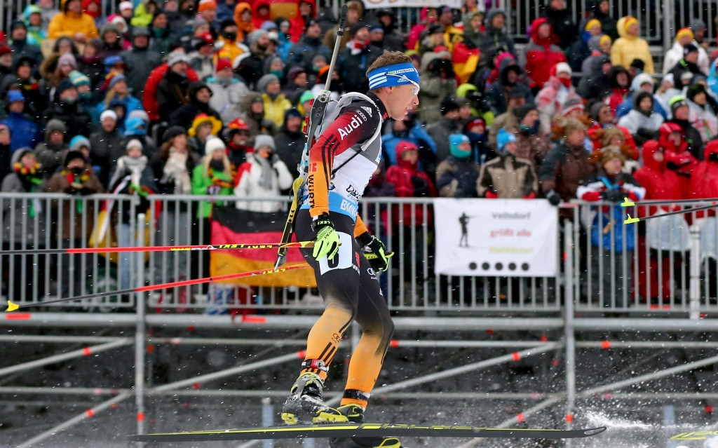 Oberhof is no longer bidding for the 2021 IBU World Championships ©Getty Images
