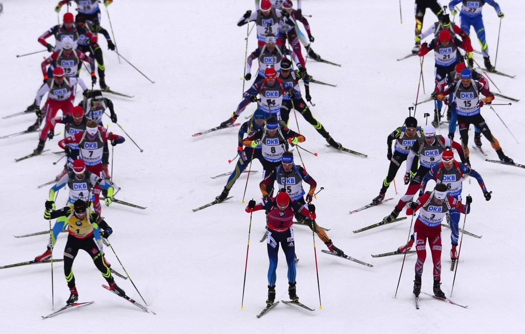 The decision to award the Biathlon World Championships to Russia is one example of why WADA believe they should be able to apply firmer sanctions ©Getty Images