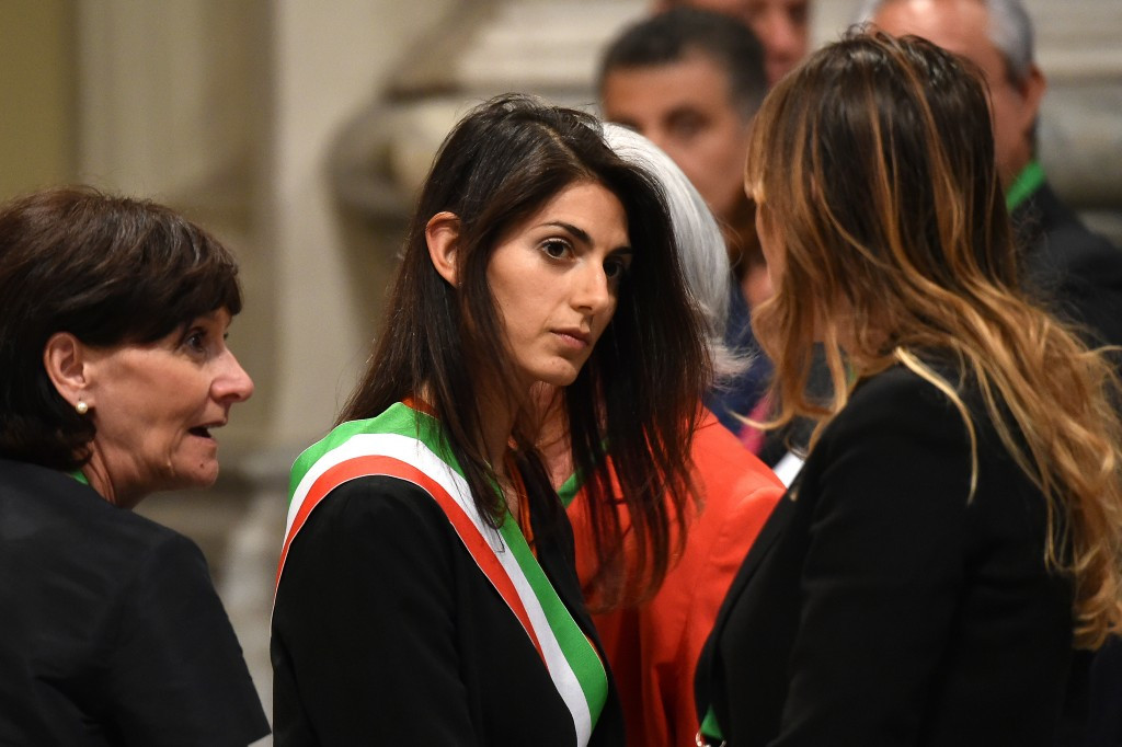 Rome Mayor claims she will make a decision in October about whether or not to back Olympic bid