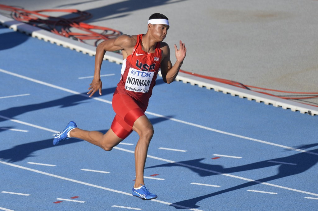 Norman lines up record tilt at World Indoor Tour Gold meeting in New York