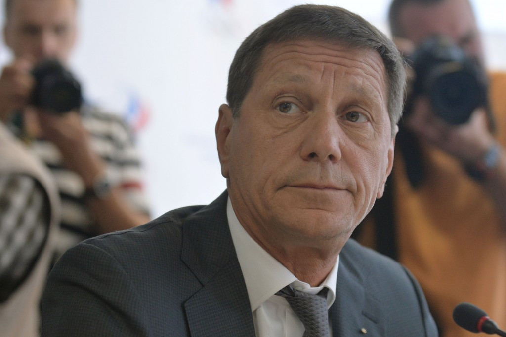 Russian Olympic Committee President Alexander Zhukov has called for the Bill to come into force as soon as possible ©Getty Images