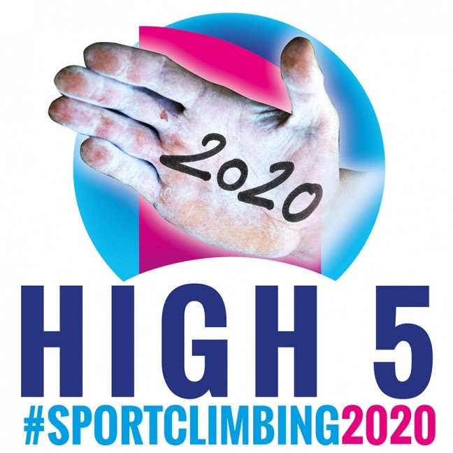 """The IFSC has asked fans to give the sport a virtual """"high five"""" ©IFSC"""