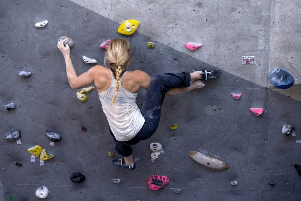 Climbing is bidding to be added to the Tokyo 2020 sport programme ©Getty Images