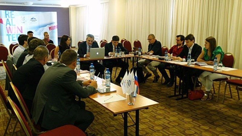 Inspections and site visits are taking place in Krasnoyarsk this week ©FISU
