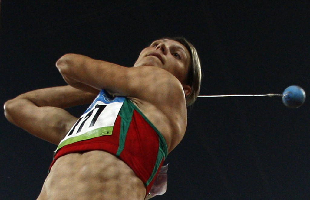 Beijing 2008 Olympic hammer champion faces being stripped of title after failing re-test