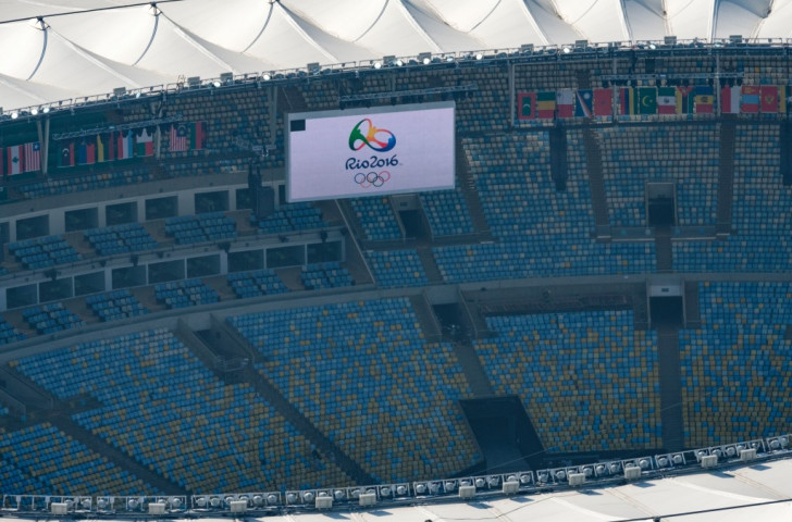 Rio's Maracanã Stadium, which will witness the first Refugee Olympic Team marching into Friday's Opening Ceremony for the Rio 2016 Games under the Olympic flag ©Getty Images