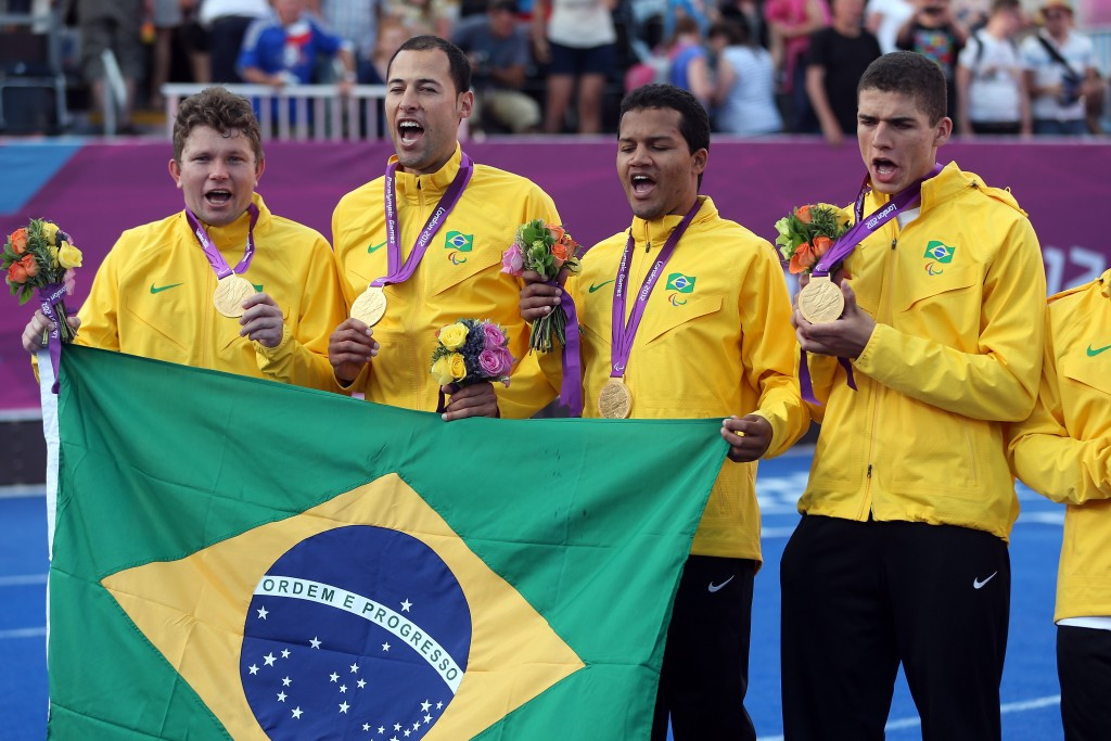 Paralympic hosts remain top of IBSA football rankings