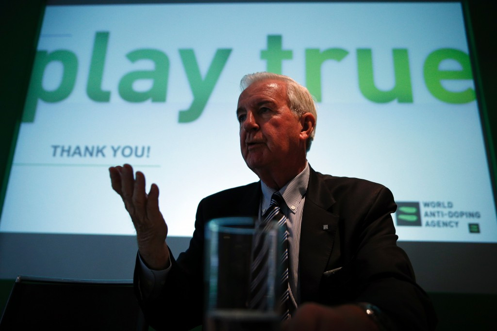 The news will be a boost to WADA President Sir Craig Reedie ©Getty Images