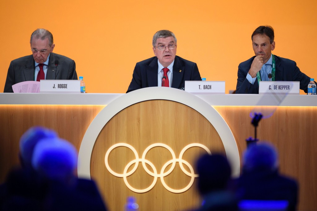 The IOC had claimed that individual justice should override any collective responsibility where clean athletes would be punished without fault ©Getty Images