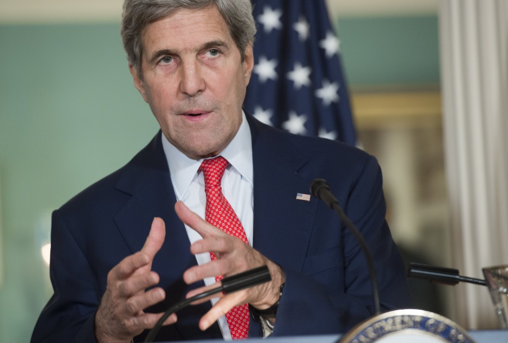 Secretary of State John Kerry will lead the US Presidential delegation at the Rio 2016 Opening Ceremony ©Getty Images