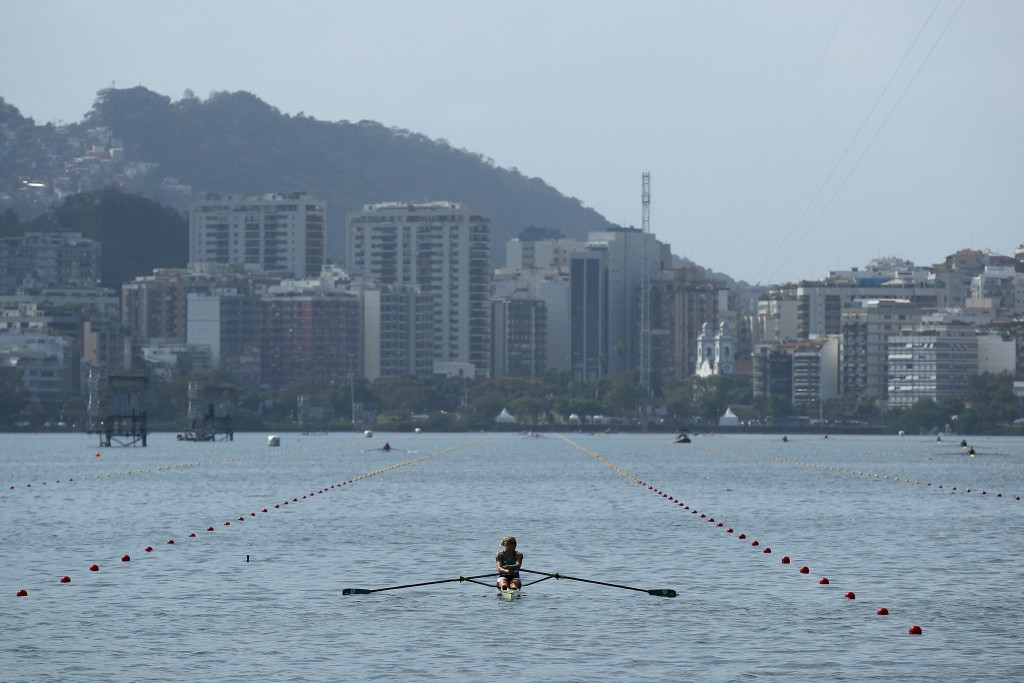 Rio 2016 looks set to take place without the majority of Russian rowers after they lost an appeal at the Court of Arbitration for Sport to overturn the decision to stop them taking part ©Getty Images