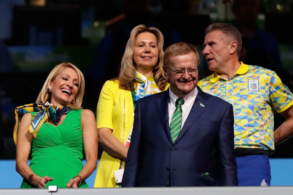 """John Coates has admitted preparations have been made """"very difficult"""" by the political and economic context ©Getty Images"""