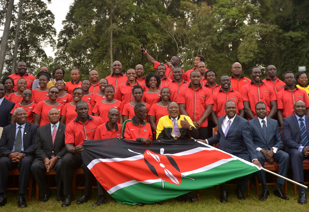 Three senior officials reportedly arrested after disbanding of National Olympic Committee of Kenya
