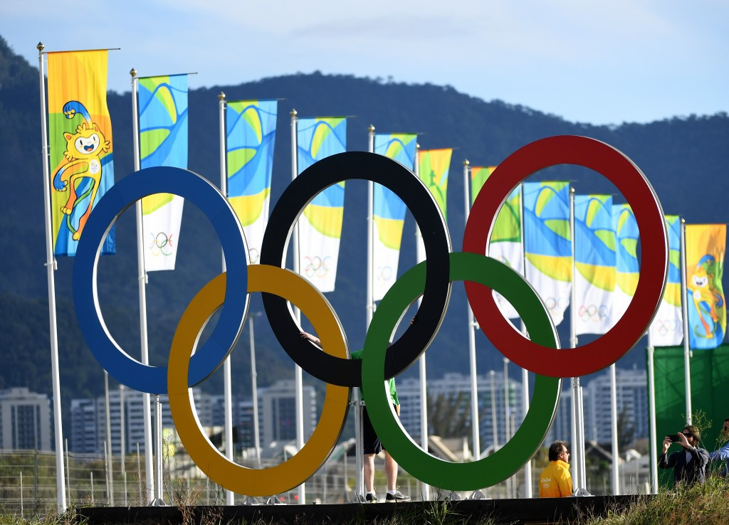 Three 2024 bid cities have been warned by the IOC ©Getty Images