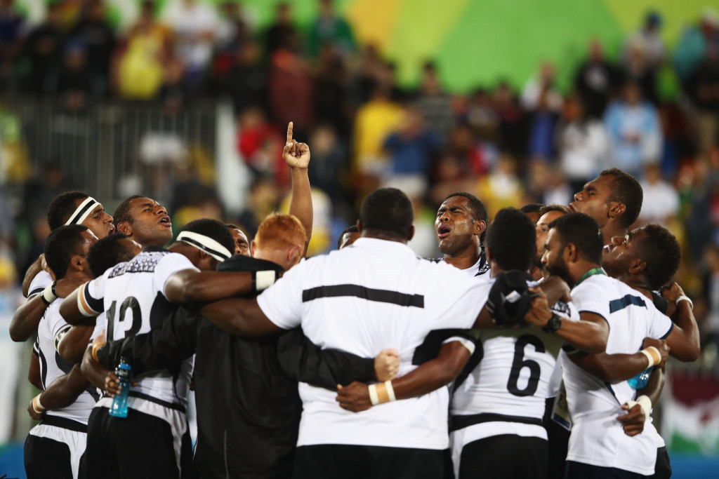 Fiji were simply too good in taking Olympic gold ©Getty Images