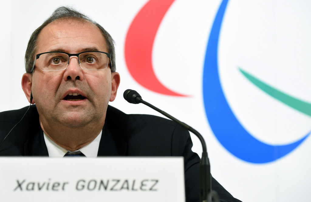 IPC chief executive Xavier Gonzalez has claimed they have found no evidence of intentional misrepresentation in 16 swimming cases ©Getty Images