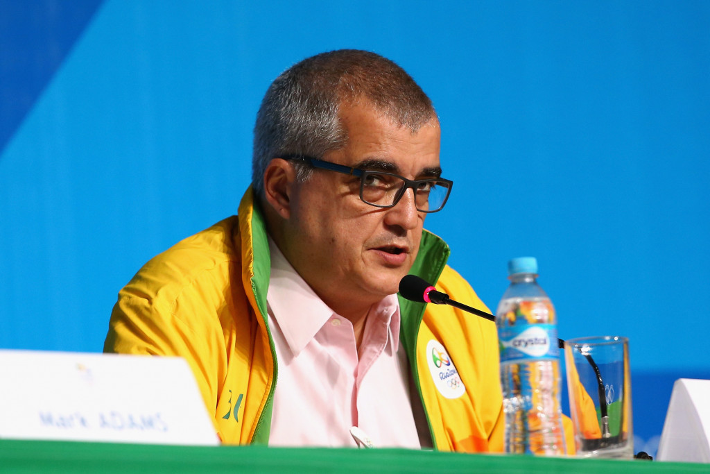 Rio 2016 communications director Mario Andrada has said any money is welcome amid claims they have run out of cash ©Getty Images
