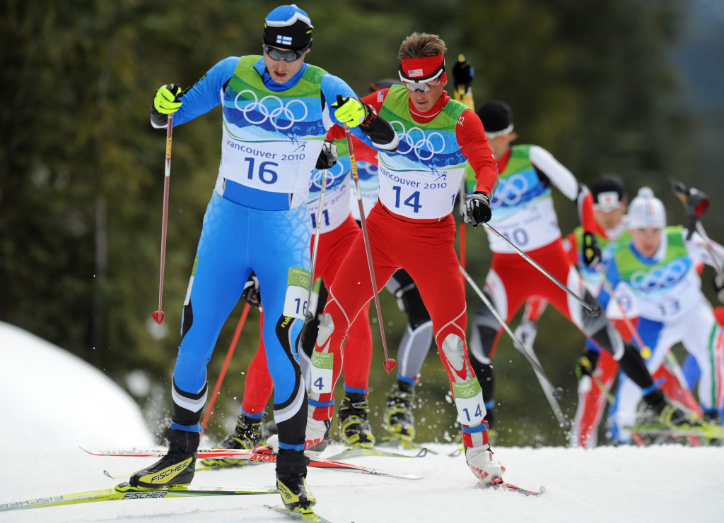 Hannu Manninen could take part in next year's World Championships on home soil in Lahti ©Getty Images