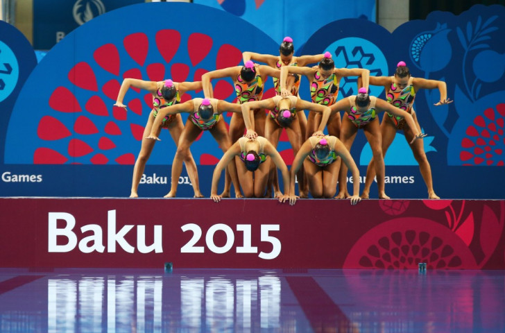 The European Games: Day four of competition
