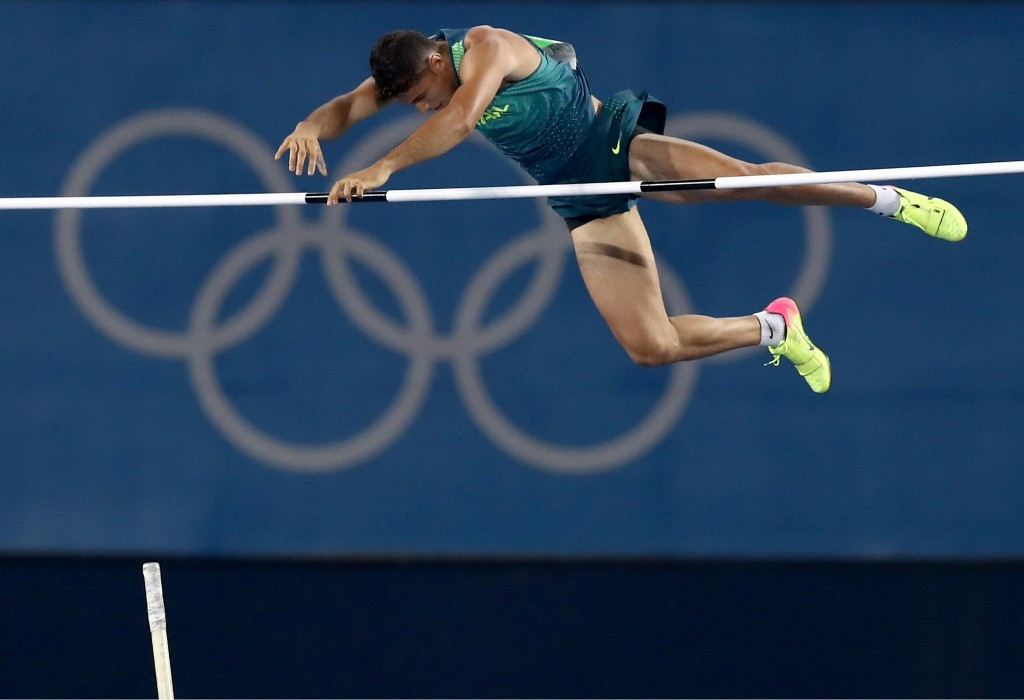 Rio 2016: day ten of competition