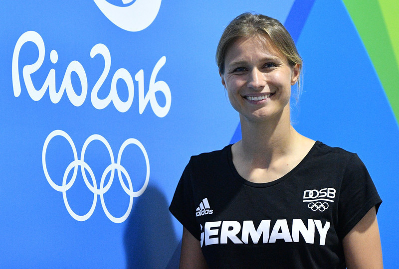 Beijing 2008 individual épée gold medallist Britta Heidemann is the latest German fencer to become a member of the IOC after polling the most votes in the Athletes' Commission elections held at Rio 2016 ©DOSB