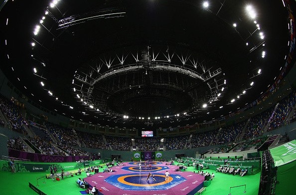 The European Games: Day five of competition