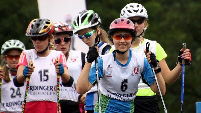 Record entries for FIS Nordic Combined Youth Cup