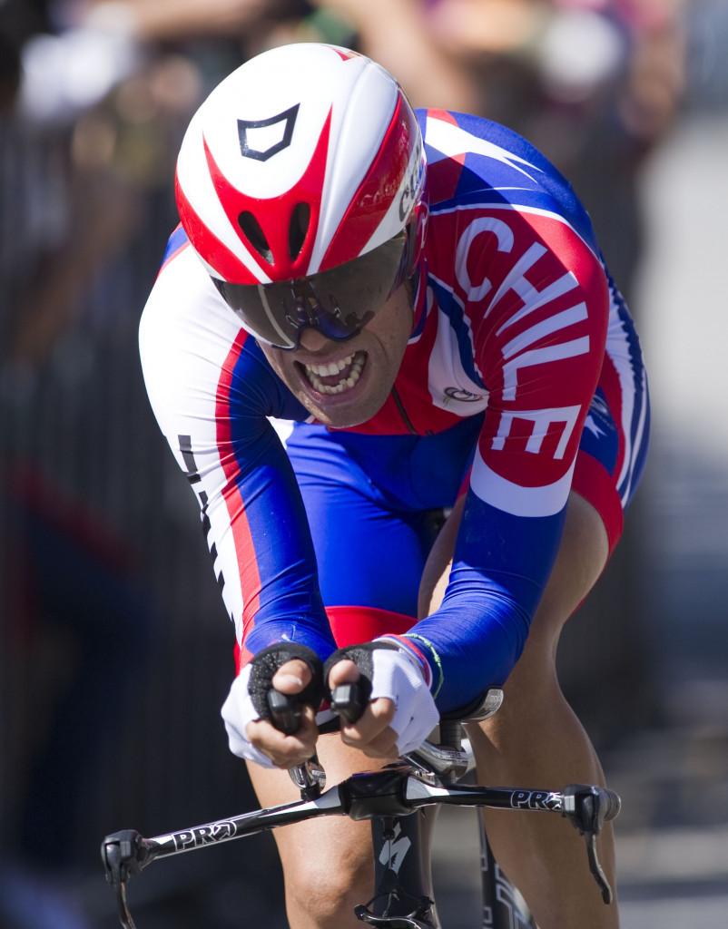 Chilean cyclist Oyarzun handed four-year ban for failed drug test