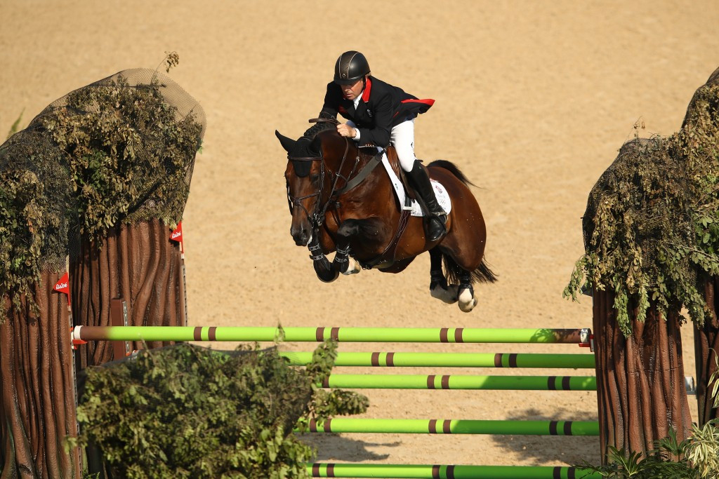 All doping samples from riders and horses at Rio 2016 came back clean ©Getty Images