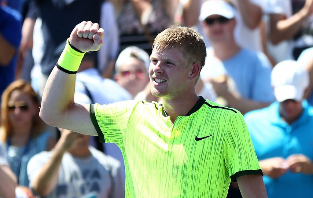 Edmund causes biggest shock on day one at US Open