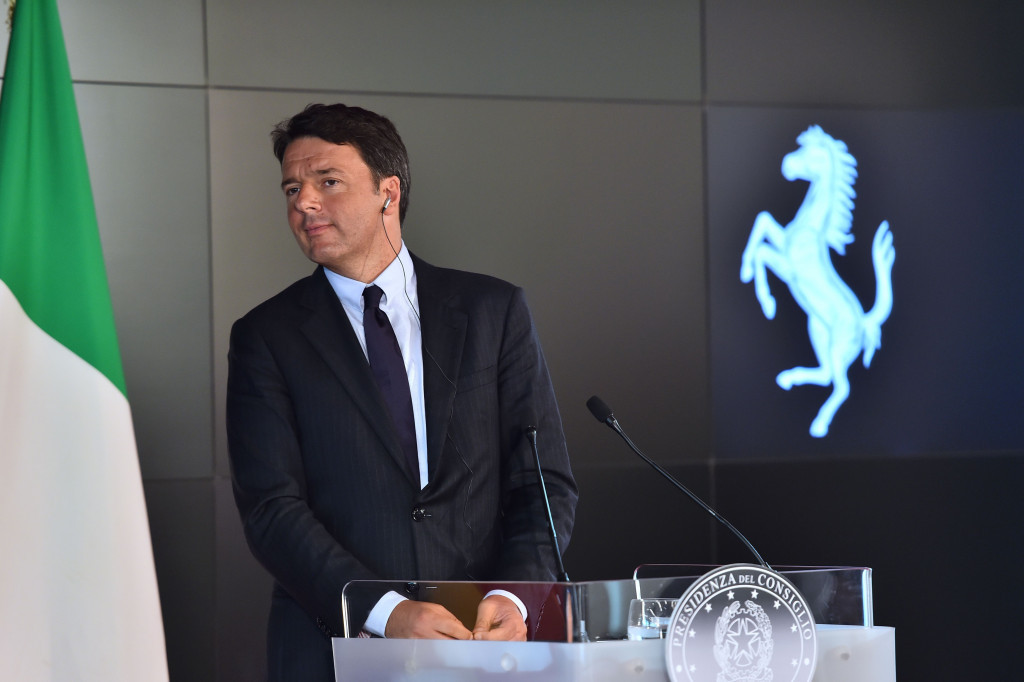 Renzi claims Italy will return to bid for 2028 Olympics should Rome effort be scrapped