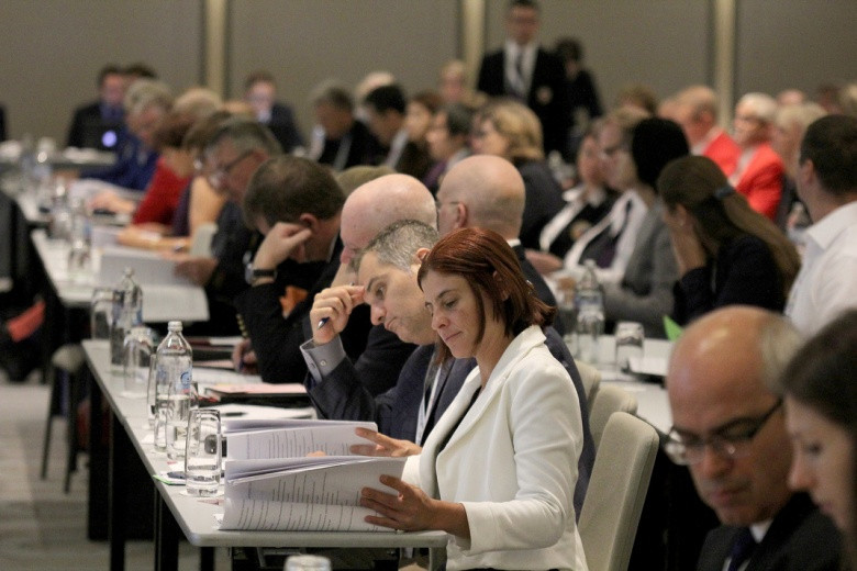 Elections to the WCF Executive Board and resolutions concerning brushes and sweeping techniques are high on the agenda at the Congress and AGA ©WCF