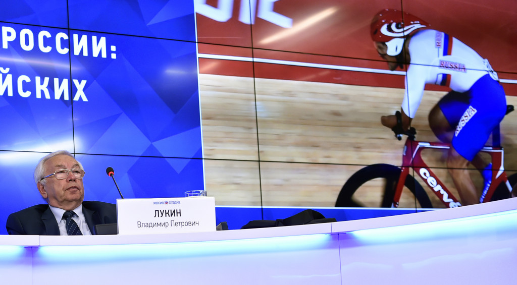Vladimir Lukin has taken a further swipe at the International Paralympic Committee ©Getty Images