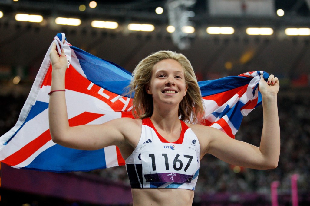 London 2012 silver medallist Bethany Woodward has quit Team GB just days before the Paralympic Games ©Getty Images