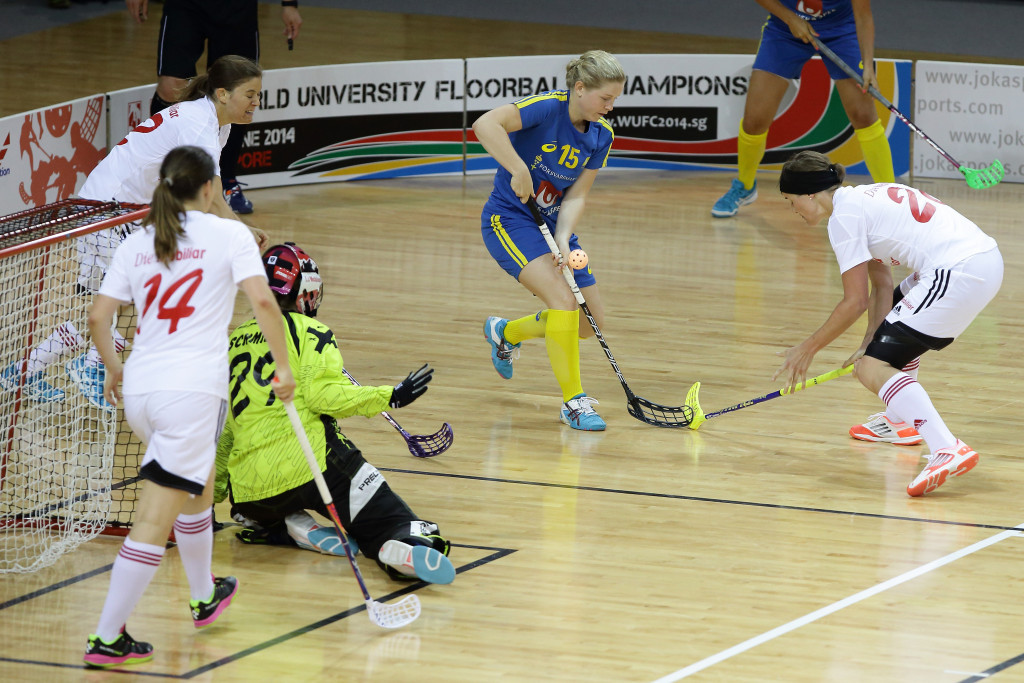 The World Games will be the first major multi-sport event to feature floorball ©Getty Images
